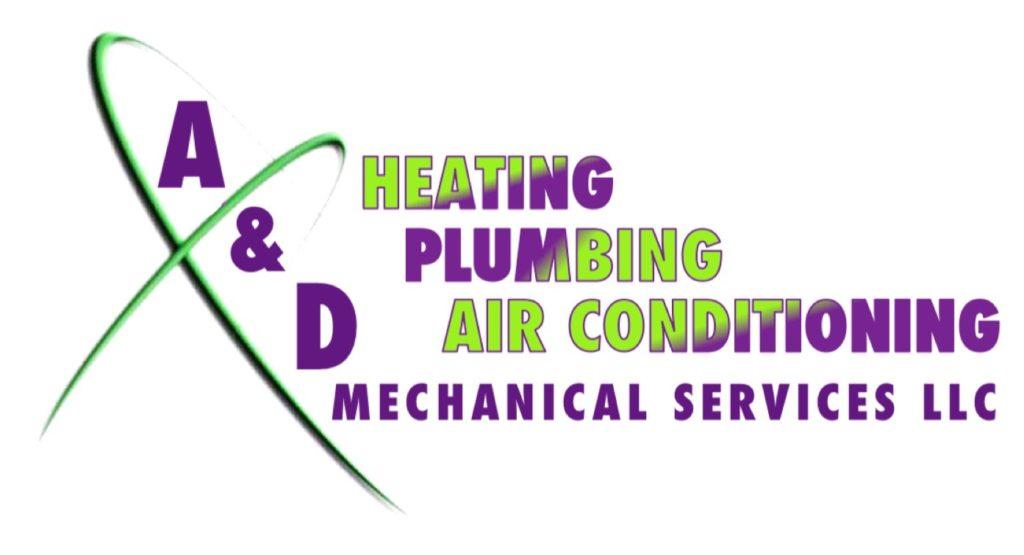 A & D Mechanical logo