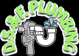 DS&F Plumbing logo