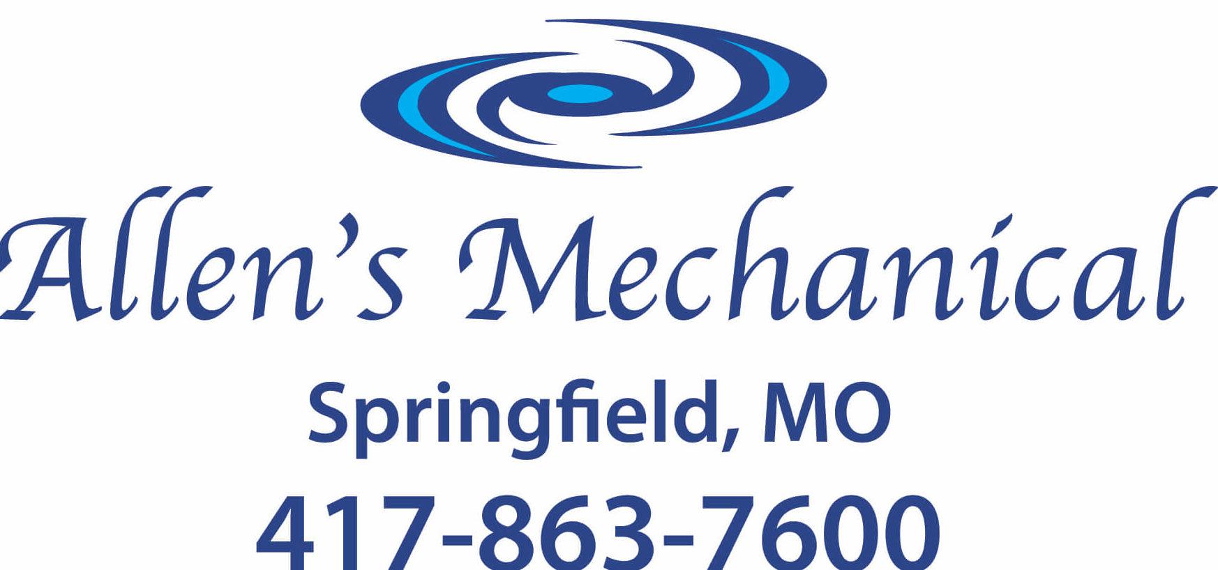 Allen's Mechanical logo