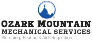 Ozark Mountain Mechanical logo