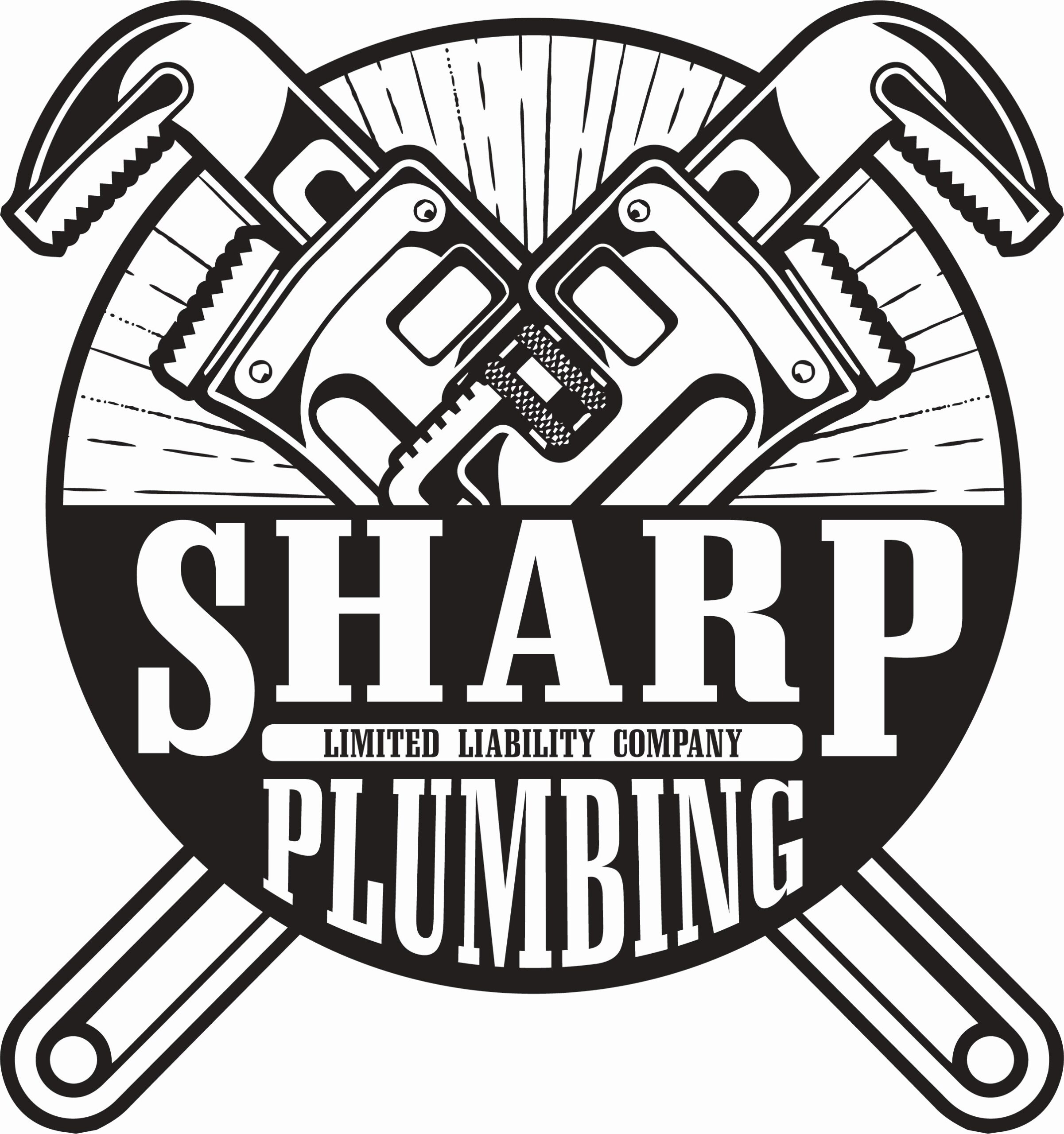 Sharp Plumbing LLC logo